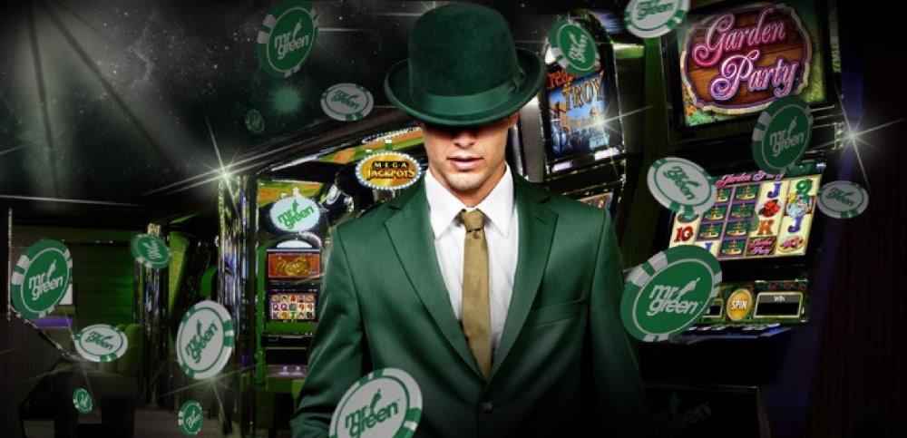 Mr Green är ett bra casino