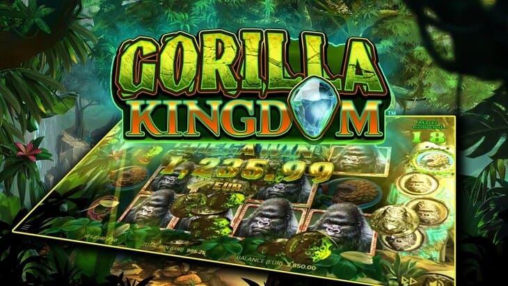 1. Gorilla Kingdom (NetEnt)