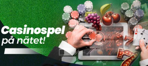 Det är generellt säkert att spela på online casino